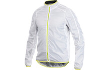 Craft Men's Performance Bike Featherlight Jacket white